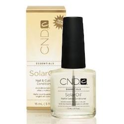 CND solar nail oil