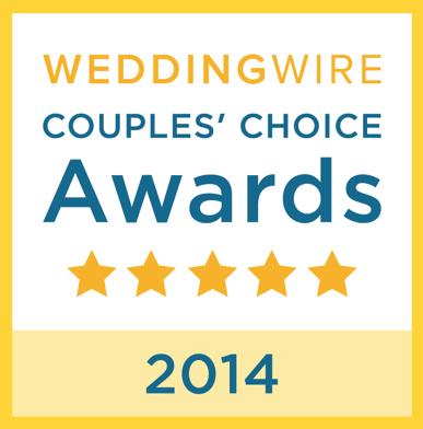 WeddingWire_2014_Couples' Choice