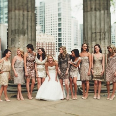 Table Talk: Bridal Party Style