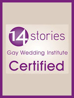 14 Stories Certified Gay Wedding Institute