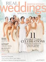 Martha Stewart Real Weddings 2014