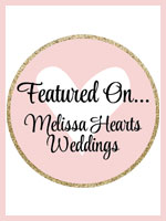 Melissa Hearts Weddings