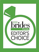 Brides Florida 2011 Editor's Choice - Wedding Planner