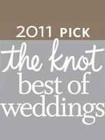 "The Knot<br/></noscript>""Best of Weddings"" 2011"