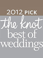 "The Knot<br/></noscript>""Best of Weddings"" 2012"
