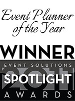 Event Solutions Spotlight Award Event Planner of the Year
