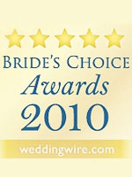 WeddingWire Bride's Choice Award 2010