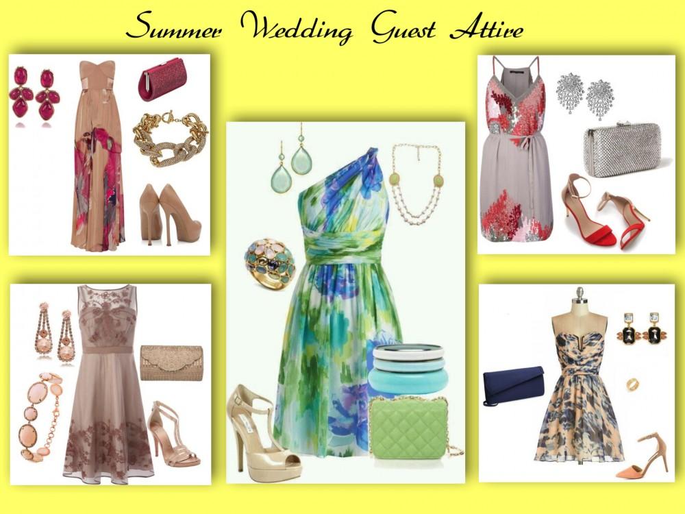 Backyard Wedding Guest Dresses