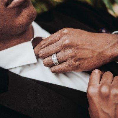 Gents' Alternatives to Classic Wedding Ring