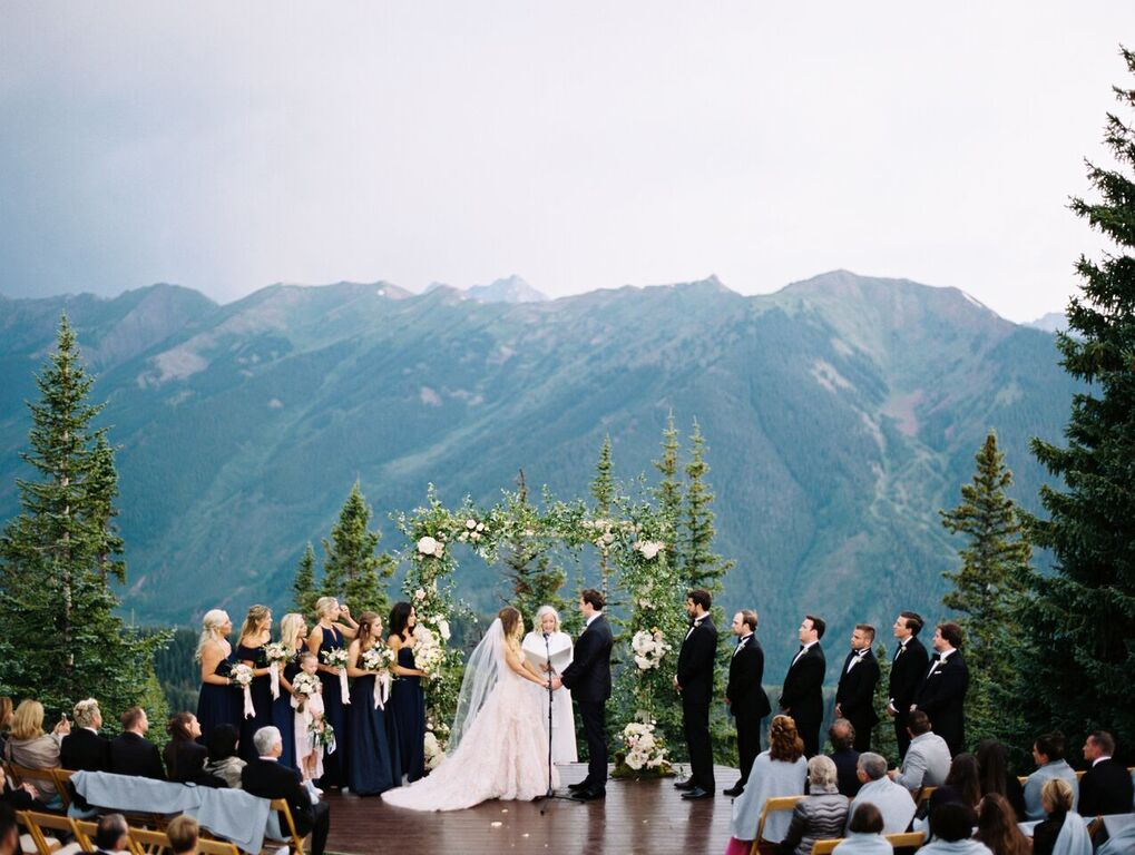 Kathleen and Cam's Aspen Colorado Wedding