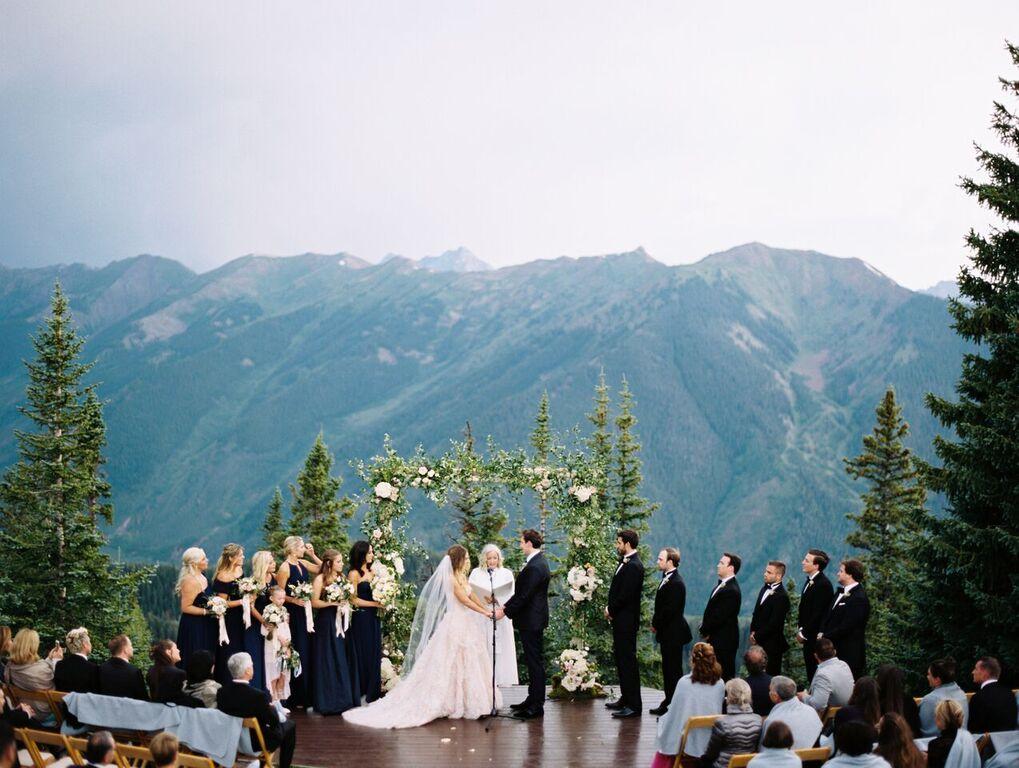 Kathleen and Cam's Aspen Colorado Wedding
