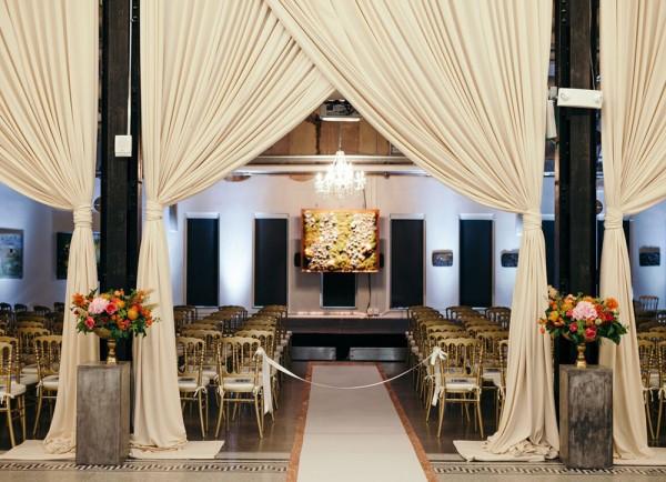 E and A 6  Civic center wedding venue