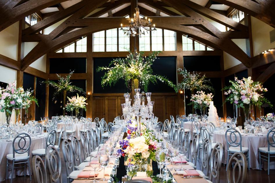 Emily & Michael's Donovan Pavilion Wedding