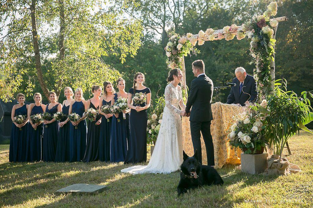 Emily and Pat's Edelman Ranch Wedding