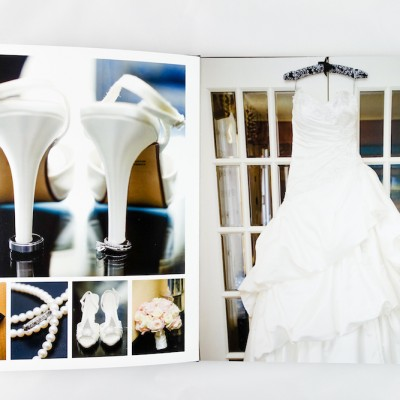 Always Make Your Own Wedding Album!