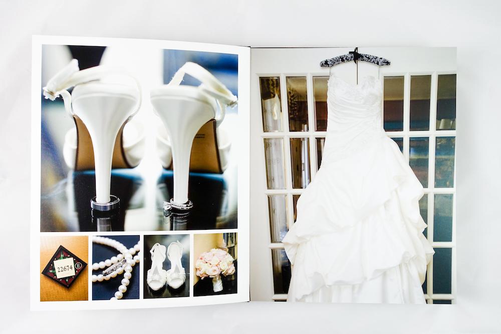 Always Make Your Own Wedding Album!