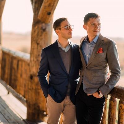 Steven & Anel's Brush Creek Ranch Wyoming Wedding