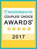 WeddingWire Couple's Choice Awards 2017