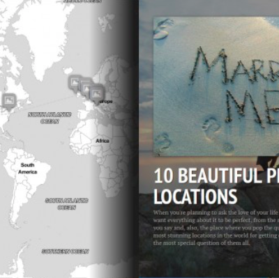 10 Beautiful Proposal Destinations