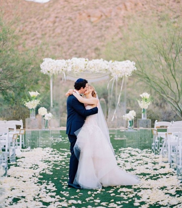 destination wedding planners Niki & Jordan Ritz-Carlton Dove Mountain Marana, AZ
