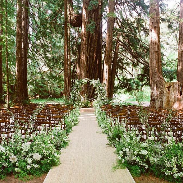 Santa Lucia Preserve Wedding