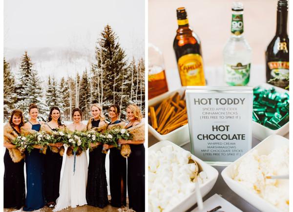 Winter Wedding Details  Winter Wedding Details