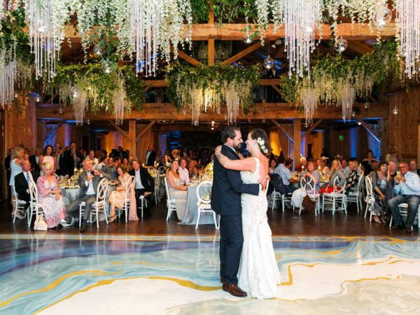 colorado wedding planner Mary & Austin Devil's Thumb Ranch Tabernash, CO
