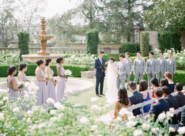 Greystone Mansion Wedding Planner-min