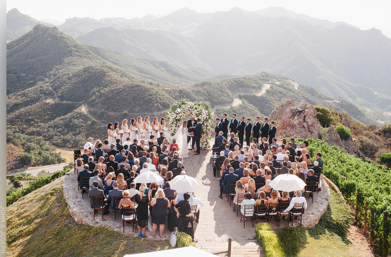 Top 19 Southern California Wedding Venues