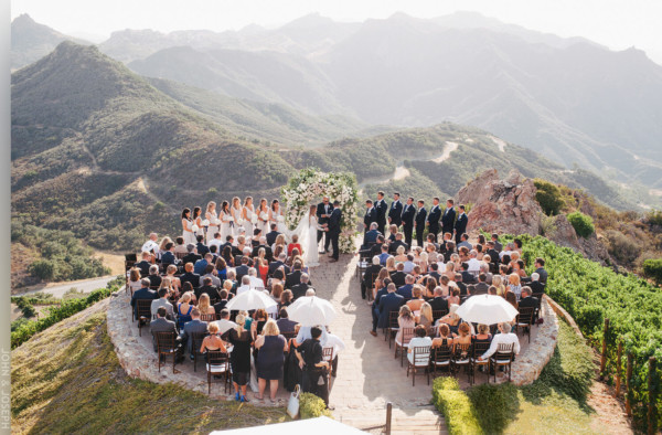 Malibu Rocky Oaks Estate Wedding Planner