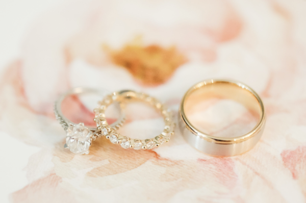 Proposing on Valentine's Day :Wedding Rings