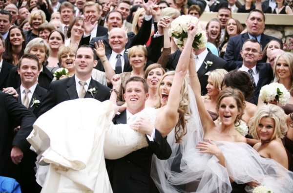 Group Wedding Pic