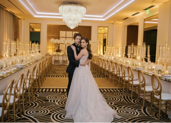 Hotel Ballroom Wedding