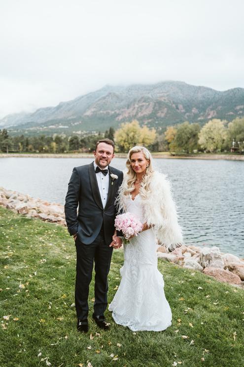 The Broadmoor Wedding  The Broadmoor Wedding | Top Colorado Wedding Venues