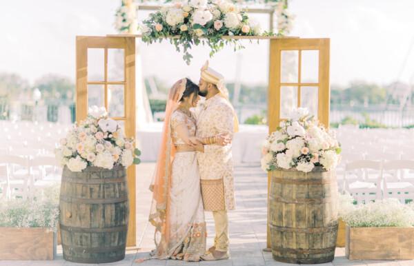 florida wedding planner Jess & Khilen – Wedding The Vinoy Renaissance St Petersburg, FL