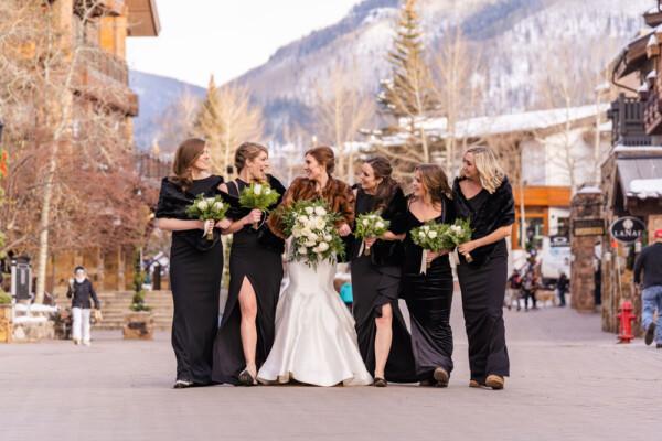 destination wedding planners Elaina & Patrick Four Seasons Vail Vail, CO