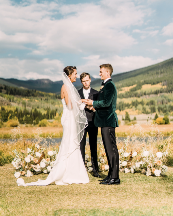 Camp Hale Vail Wedding | Top Colorado Wedding Venues
