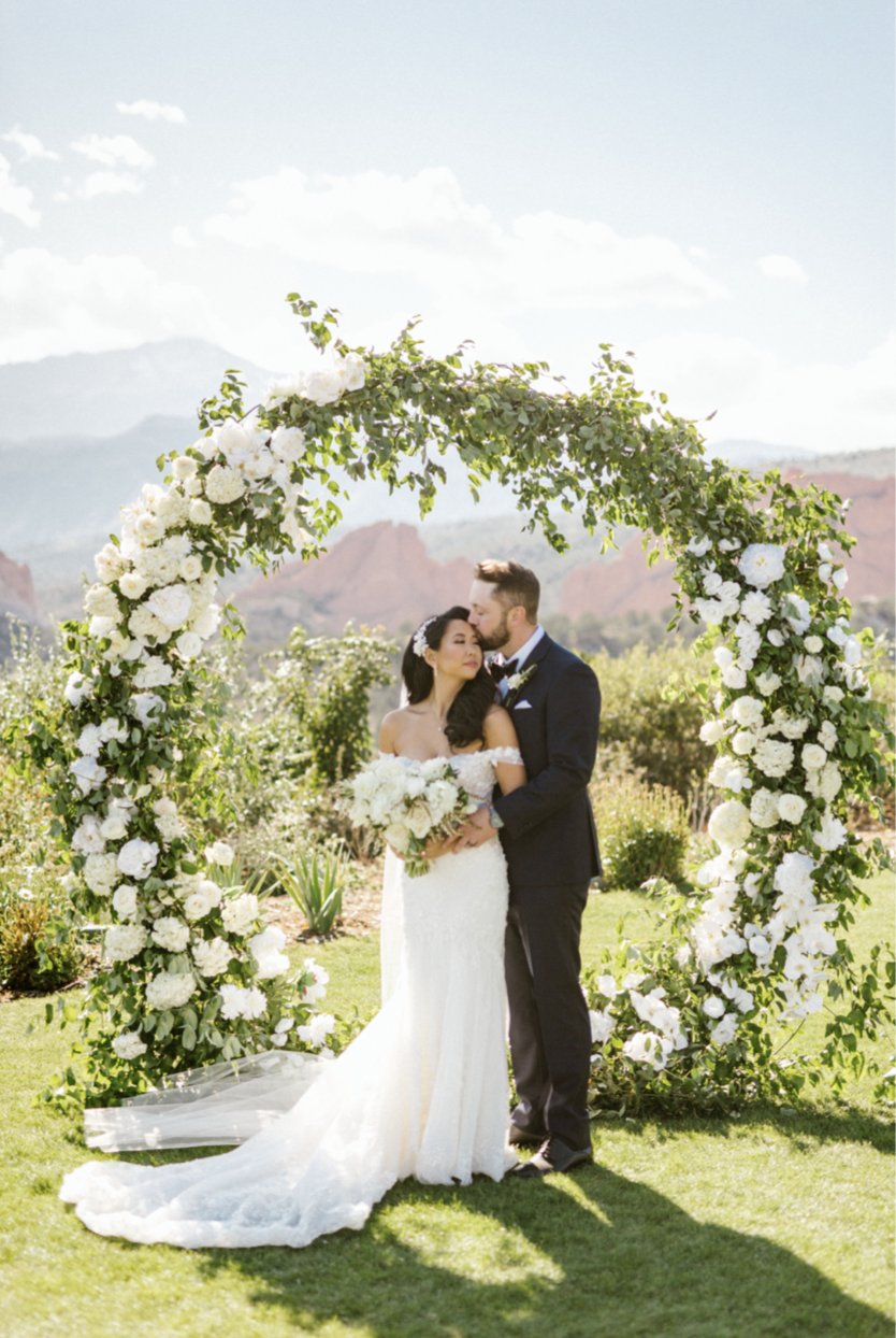 Garden of the Gods Wedding | Top Colorado Wedding Venues