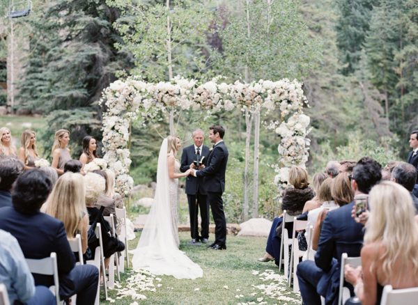Grand Hyatt Vail Wedding
