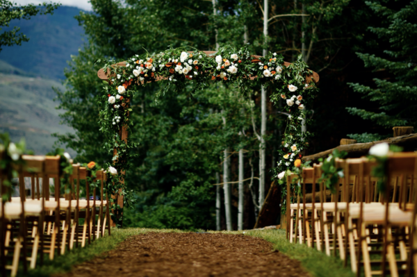 Ritz Carlton Bachelors Gulch Wedding | Top Colorado Wedding Venues
