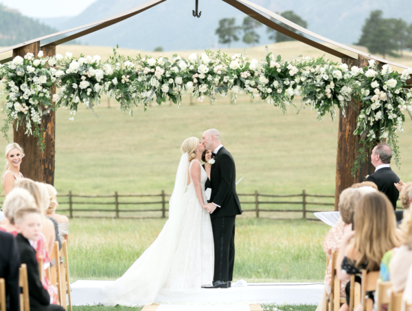 Spruce Mountain Ranch | Top Colorado Wedding Venues