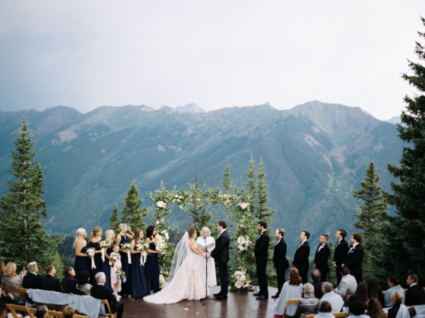 Little Nell Wedding | Top Colorado Wedding Venues