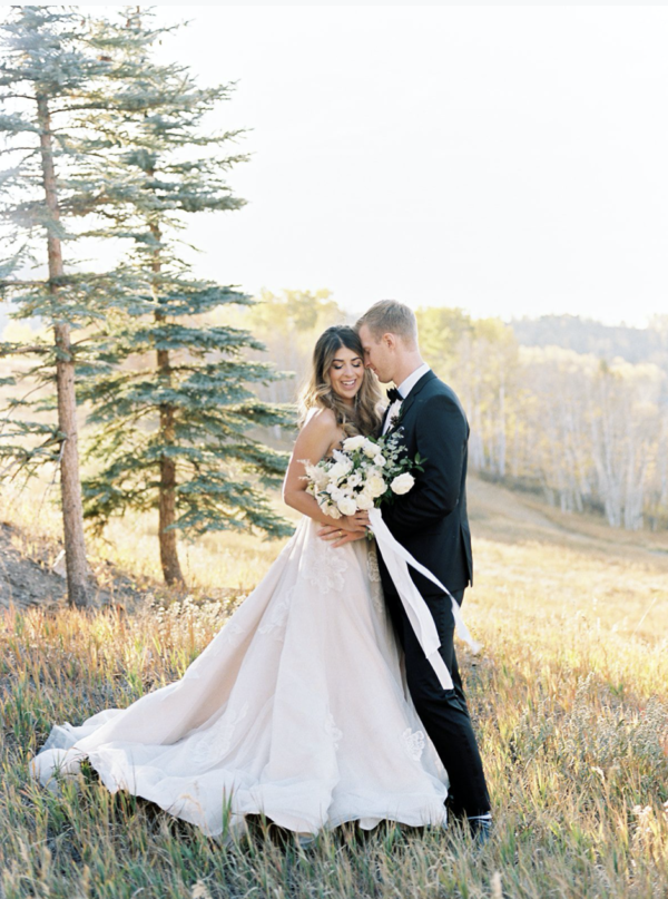 Ritz Carlton Bachelor's Gulch Wedding