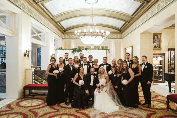 Bridal Party | Planning A Wedding