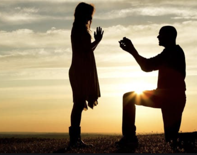 Proposing on Valentine's Day